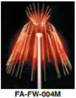 Flexi-Firework Tempting Goddess - 3.25m high 3m Diameter