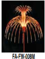 Flexi-Firework Forest - 2m high 4.5m Diameter
