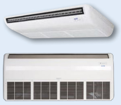 GREE 9 to 60 ( 000 ) Air Con UNDER CEILING Inverter