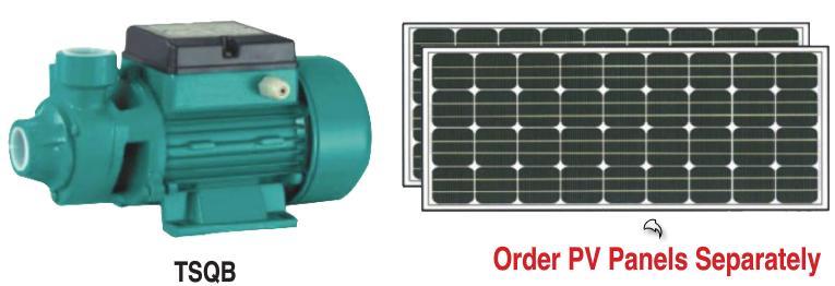 Solar Fountain | Circulation Pump ( Excluding Solar PV Panels )