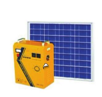Home Solar Inverter Power Pack 1000 Watt AC