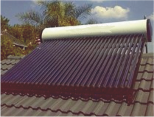 50 up to 300 Liter (6 up to 30 Tube ) Solar Geyser with Tank
